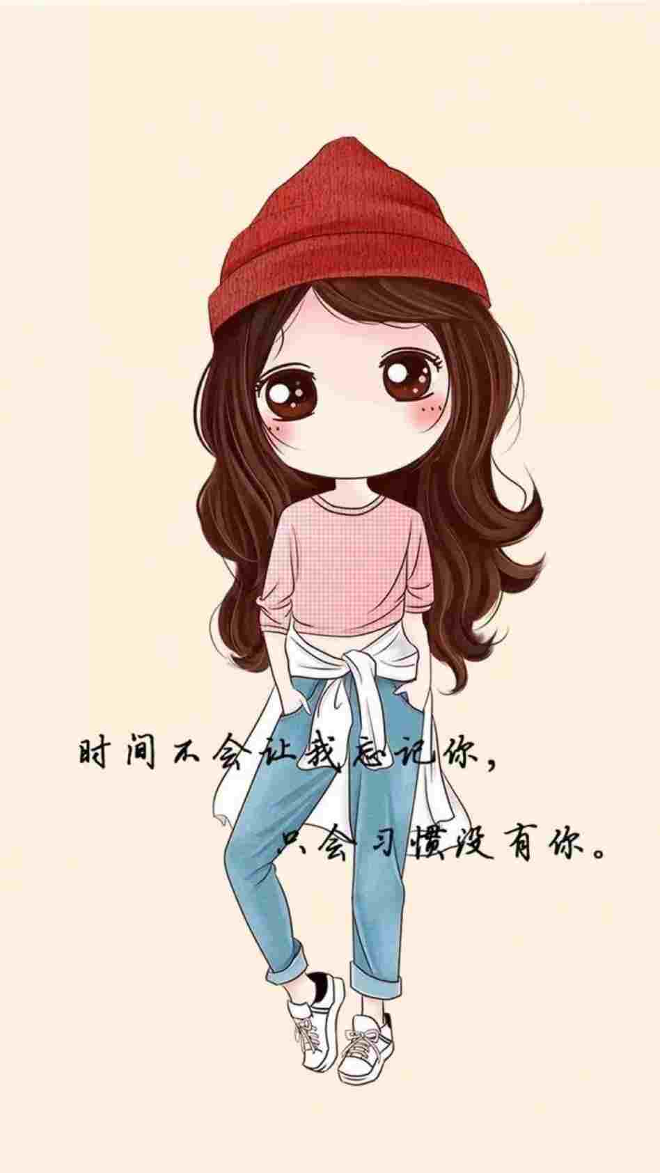 Cute Korean Drawings : korean, drawings, Korean, Wallpapers, WallpaperDog