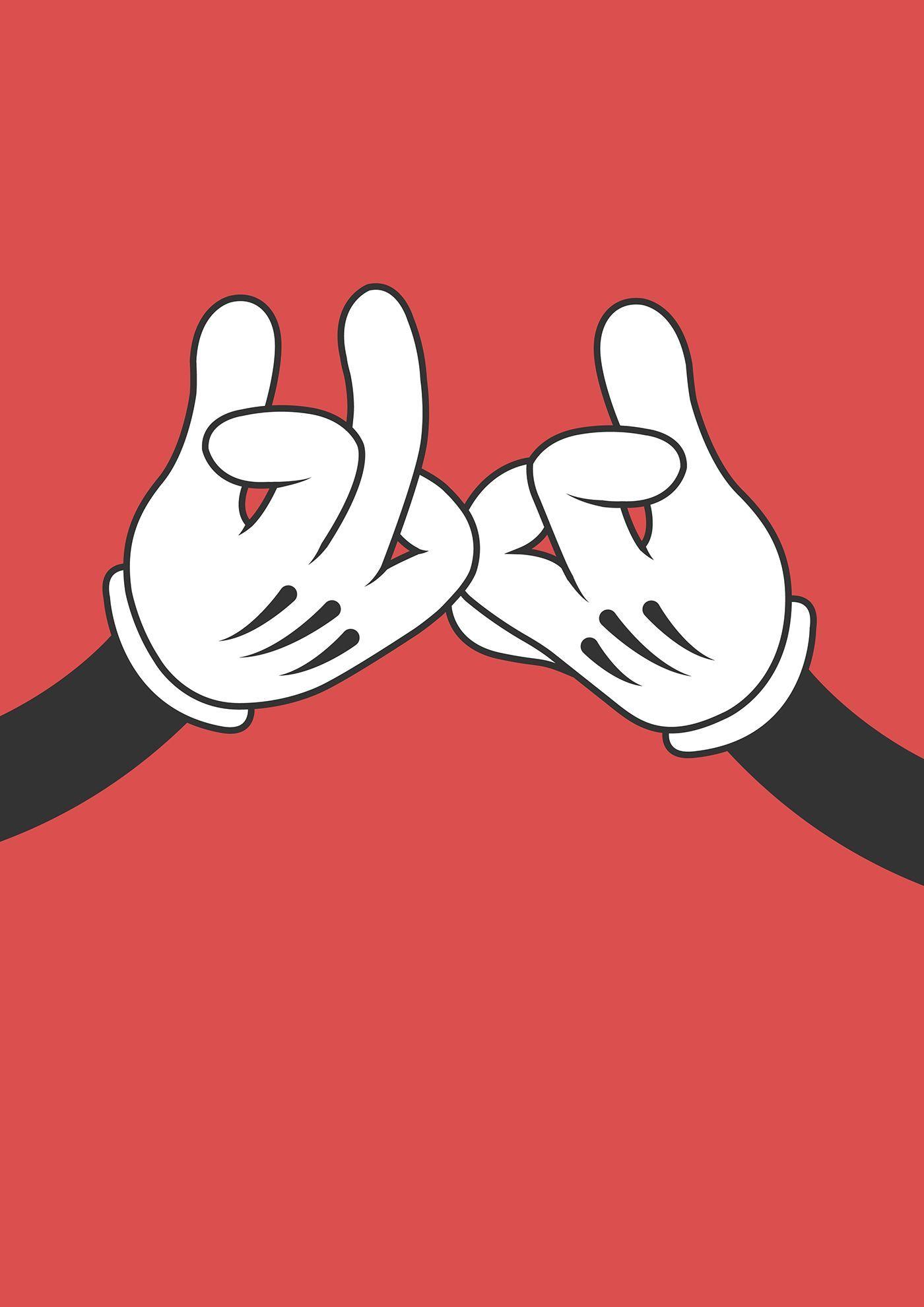 Blood Gang Cartoon : blood, cartoon, Mickey, Wallpapers, WallpaperDog