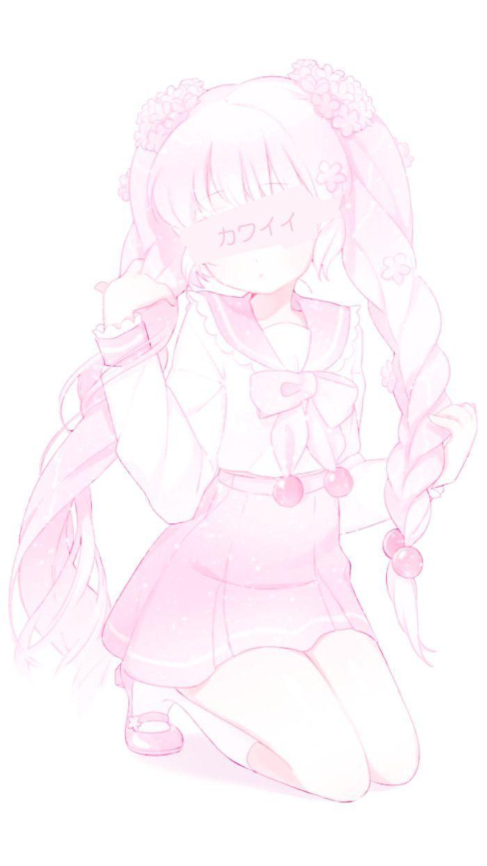 Anime Kawaii Aesthetic : anime, kawaii, aesthetic, Pastel, Aesthetic, Anime, Wallpapers, WallpaperDog