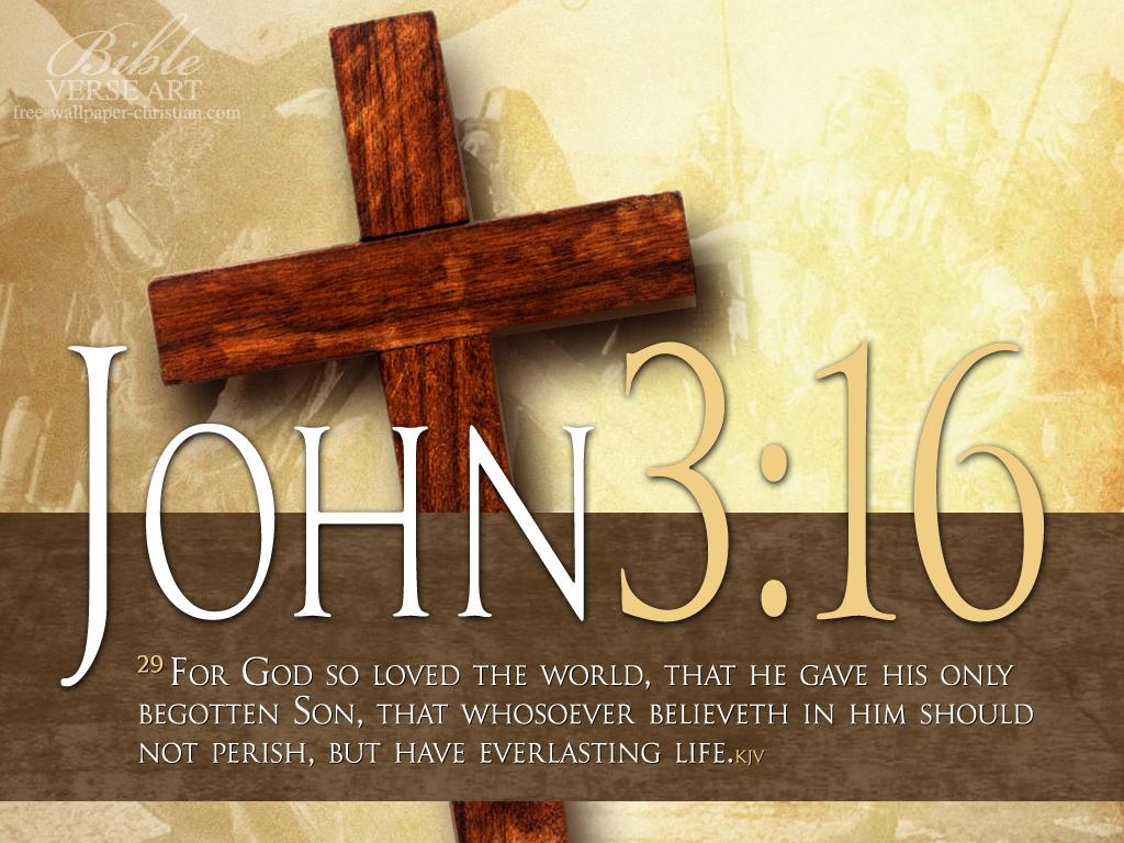 Hasil gambar untuk true love from jesus john 3:16