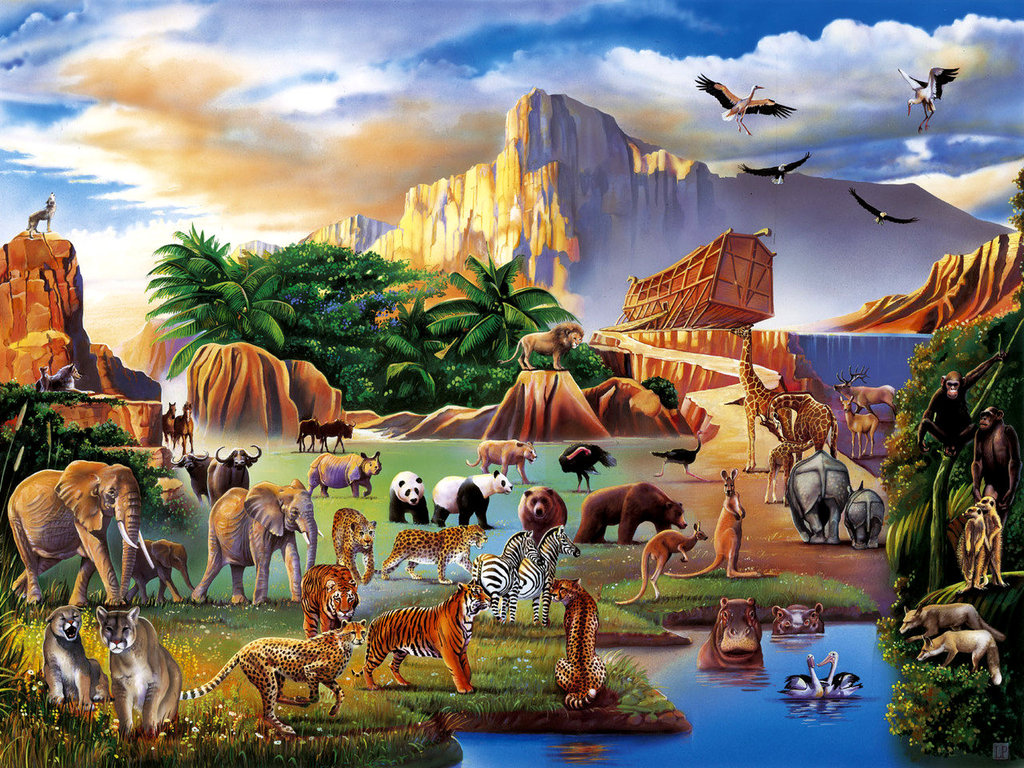 Latest News Update Noah And The Ark Part Two
