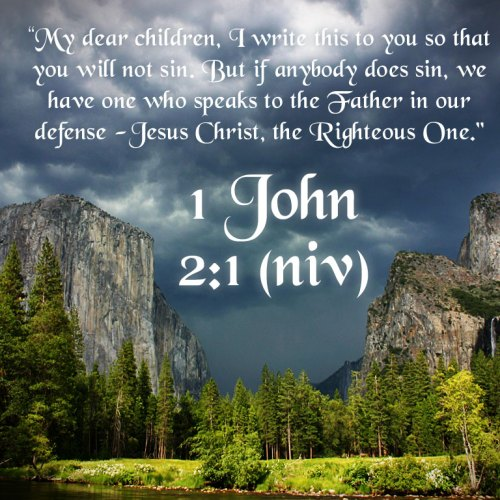 1 John 2:1 christian wallpaper free download. Use on PC, Mac, Android, iPhone or any device you like.