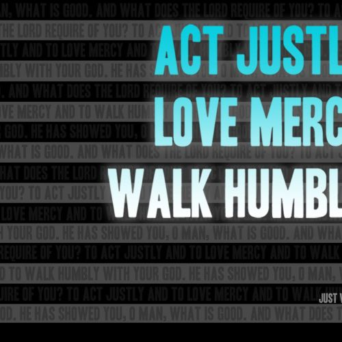 Act justly christian wallpaper free download. Use on PC, Mac, Android, iPhone or any device you like.