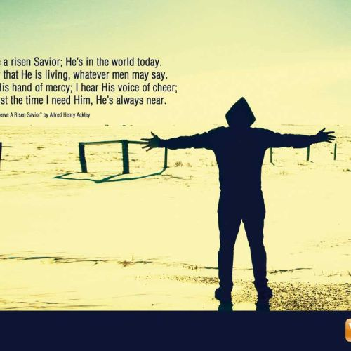 Always Near christian wallpaper free download. Use on PC, Mac, Android, iPhone or any device you like.