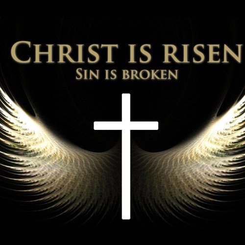Christ is Risen, Sin is Broken christian wallpaper free download. Use on PC, Mac, Android, iPhone or any device you like.