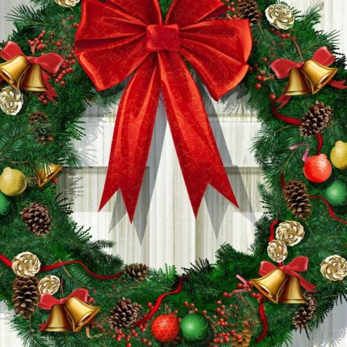 Christmas – Front Door christian wallpaper free download. Use on PC, Mac, Android, iPhone or any device you like.