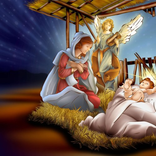 Christmas – More Than a Birth christian wallpaper free download. Use on PC, Mac, Android, iPhone or any device you like.