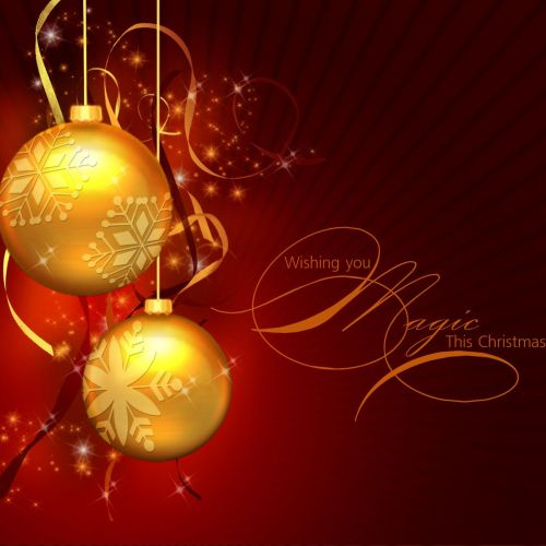 Christmas Ornament – Gold christian wallpaper free download. Use on PC, Mac, Android, iPhone or any device you like.