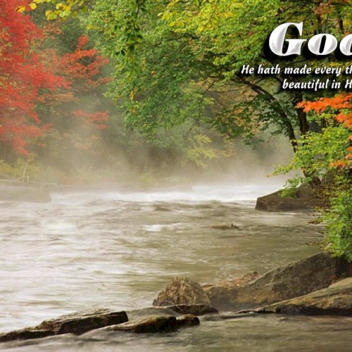 Ecclesiastes 3:11a christian wallpaper free download. Use on PC, Mac, Android, iPhone or any device you like.