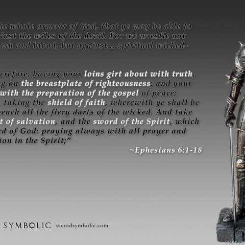 Ephesians 6:1-18 christian wallpaper free download. Use on PC, Mac, Android, iPhone or any device you like.