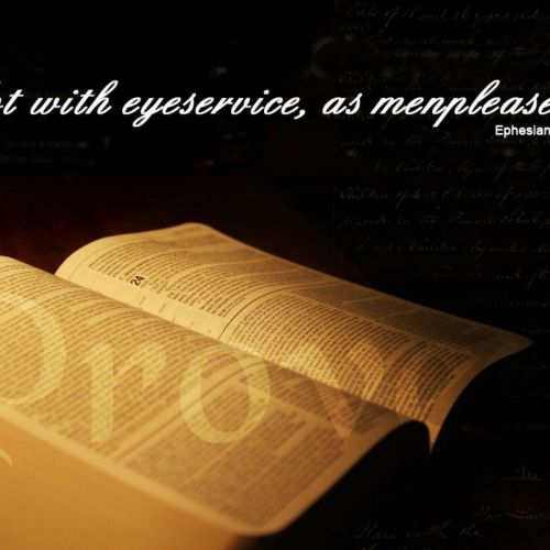 Ephesians 6:6 christian wallpaper free download. Use on PC, Mac, Android, iPhone or any device you like.