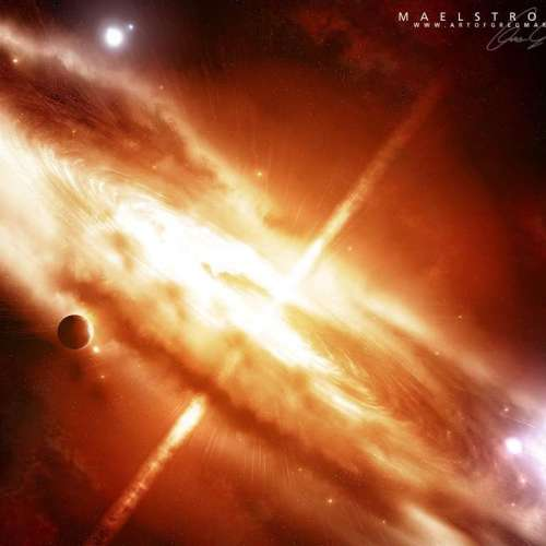 Explosion in Space christian wallpaper free download. Use on PC, Mac, Android, iPhone or any device you like.