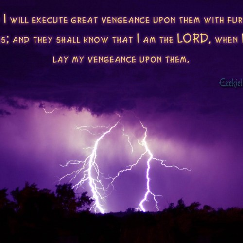 Ezekiel 25:17 christian wallpaper free download. Use on PC, Mac, Android, iPhone or any device you like.