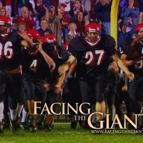 Facing The Giants christian wallpaper free download. Use on PC, Mac, Android, iPhone or any device you like.