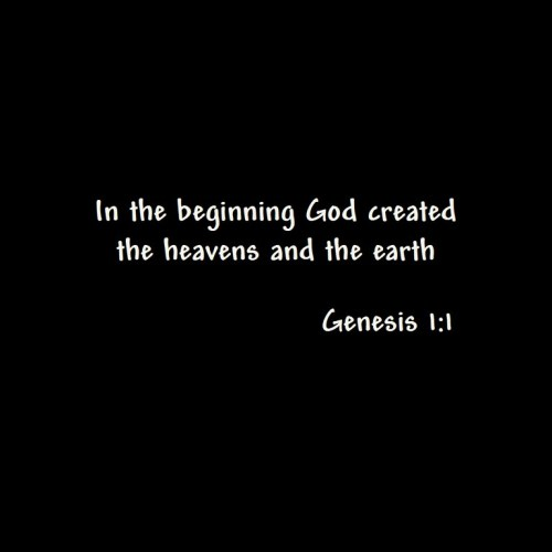Genesis  1: 1 christian wallpaper free download. Use on PC, Mac, Android, iPhone or any device you like.