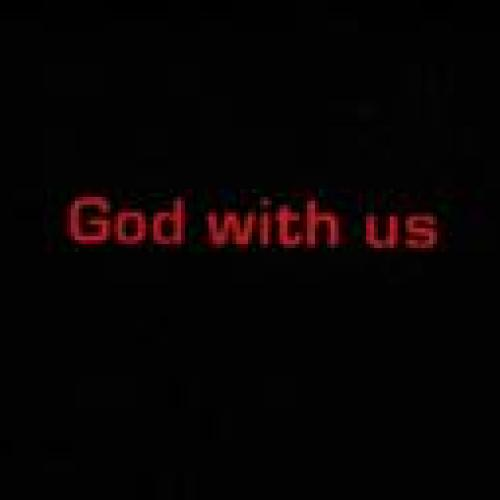 God with us. christian wallpaper free download. Use on PC, Mac, Android, iPhone or any device you like.