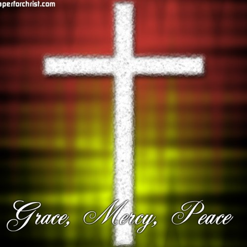 Grace, Mercy, Peace christian wallpaper free download. Use on PC, Mac, Android, iPhone or any device you like.