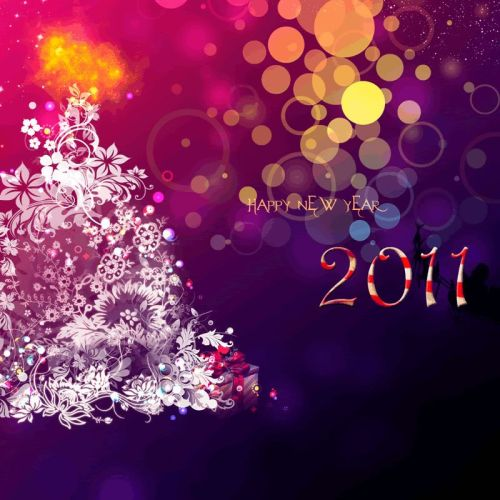 Happy New Year – Flower christian wallpaper free download. Use on PC, Mac, Android, iPhone or any device you like.