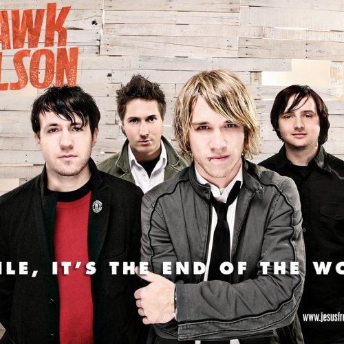 Hawk Nelson christian wallpaper free download. Use on PC, Mac, Android, iPhone or any device you like.