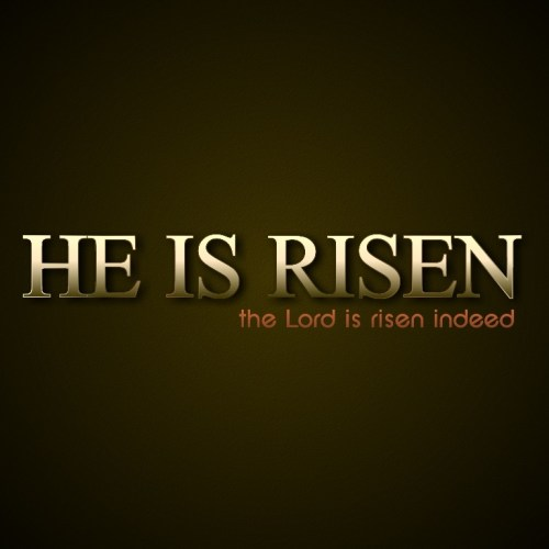 He Is Risen christian wallpaper free download. Use on PC, Mac, Android, iPhone or any device you like.
