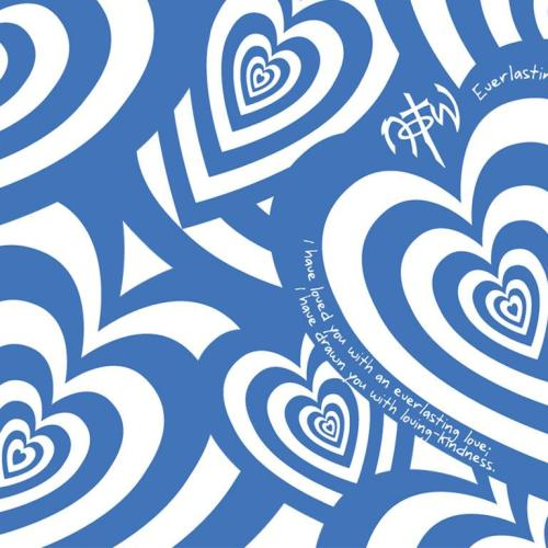 Heart blue christian wallpaper free download. Use on PC, Mac, Android, iPhone or any device you like.