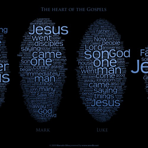 Heart of Gospels christian wallpaper free download. Use on PC, Mac, Android, iPhone or any device you like.