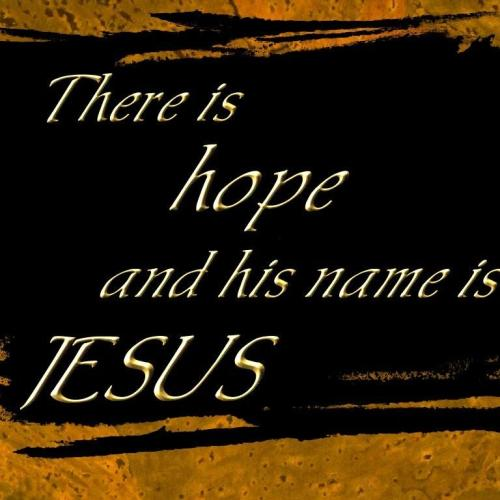 His name is Jesus christian wallpaper free download. Use on PC, Mac, Android, iPhone or any device you like.