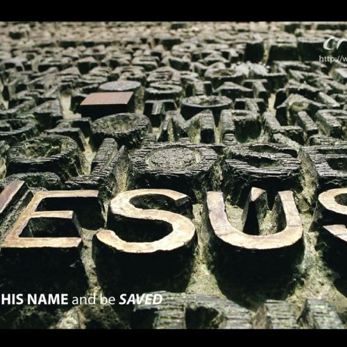 His Name christian wallpaper free download. Use on PC, Mac, Android, iPhone or any device you like.