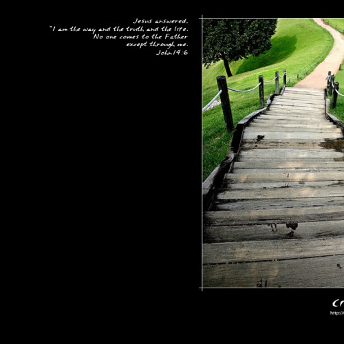 I am the way christian wallpaper free download. Use on PC, Mac, Android, iPhone or any device you like.