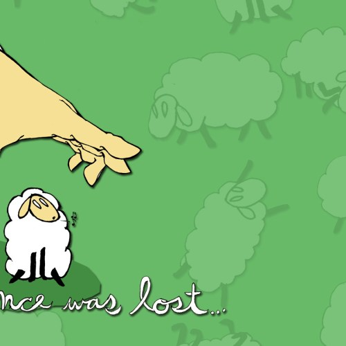 I Once Was Lost christian wallpaper free download. Use on PC, Mac, Android, iPhone or any device you like.