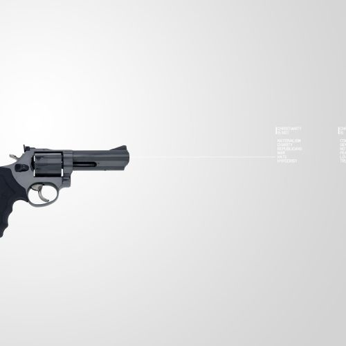 Is not a gun christian wallpaper free download. Use on PC, Mac, Android, iPhone or any device you like.