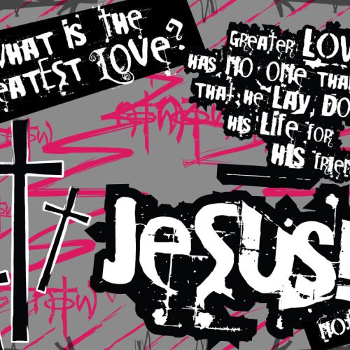 Jesus – Greatest Love christian wallpaper free download. Use on PC, Mac, Android, iPhone or any device you like.