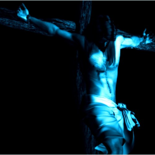 Jesus Crucified christian wallpaper free download. Use on PC, Mac, Android, iPhone or any device you like.