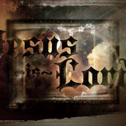 Jesus is Lord christian wallpaper free download. Use on PC, Mac, Android, iPhone or any device you like.