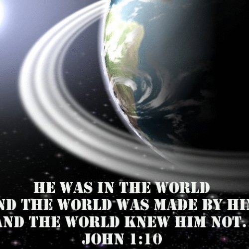 john 1:10 christian wallpaper free download. Use on PC, Mac, Android, iPhone or any device you like.