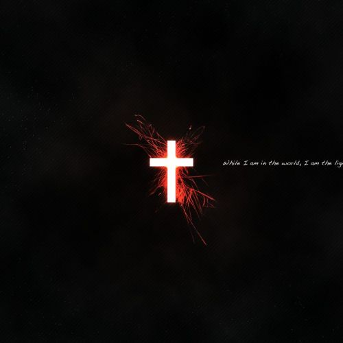 John 9:5 christian wallpaper free download. Use on PC, Mac, Android, iPhone or any device you like.