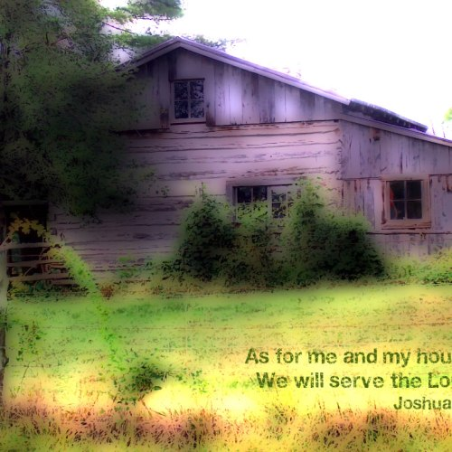 Joshua 24:15 christian wallpaper free download. Use on PC, Mac, Android, iPhone or any device you like.