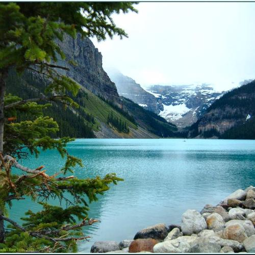 Lake Louise christian wallpaper free download. Use on PC, Mac, Android, iPhone or any device you like.