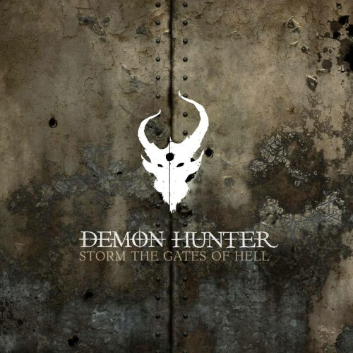 Logo Demon Hunter christian wallpaper free download. Use on PC, Mac, Android, iPhone or any device you like.