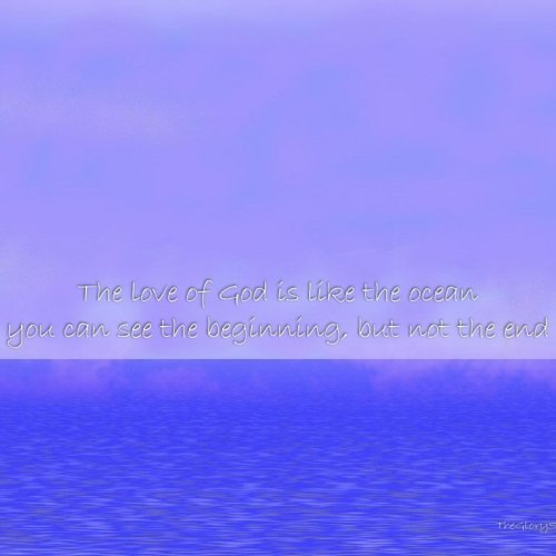 Love like ocean christian wallpaper free download. Use on PC, Mac, Android, iPhone or any device you like.