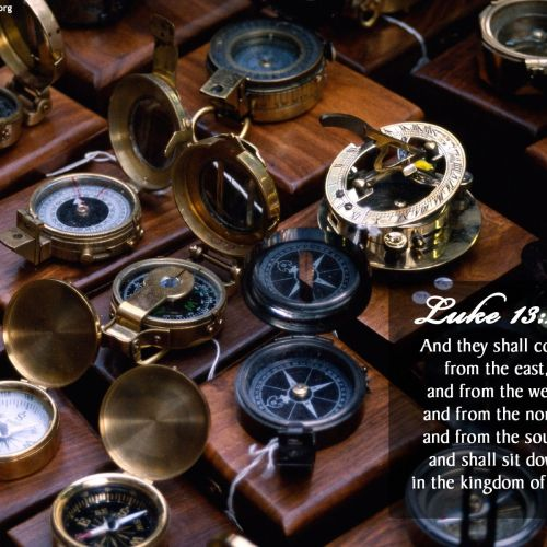 Luke 13:29 christian wallpaper free download. Use on PC, Mac, Android, iPhone or any device you like.