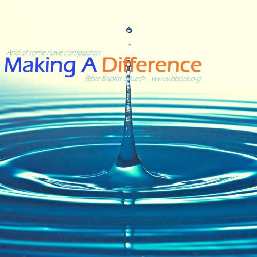 Making a difference christian wallpaper free download. Use on PC, Mac, Android, iPhone or any device you like.