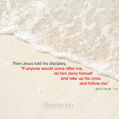 Matthew 16:24 christian wallpaper free download. Use on PC, Mac, Android, iPhone or any device you like.