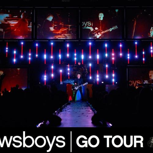 Newsboys Go Tour christian wallpaper free download. Use on PC, Mac, Android, iPhone or any device you like.