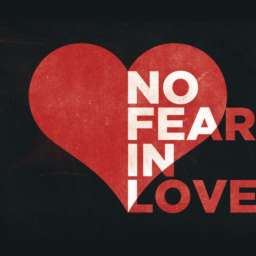 No Fear in Love christian wallpaper free download. Use on PC, Mac, Android, iPhone or any device you like.
