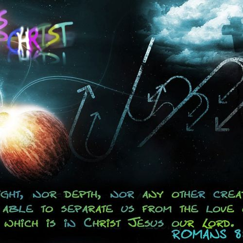 Nor height, nor depth christian wallpaper free download. Use on PC, Mac, Android, iPhone or any device you like.