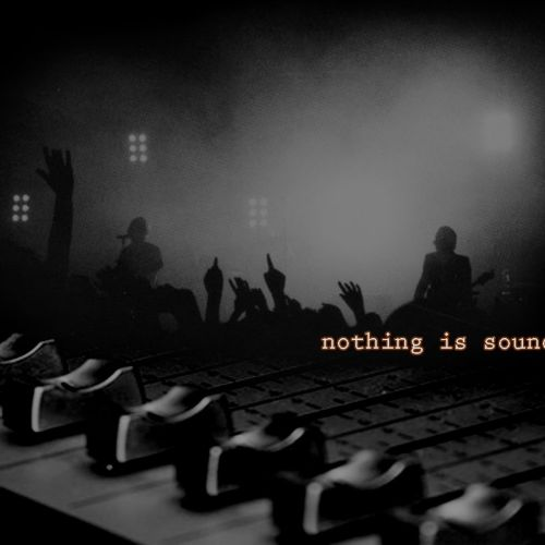 Nothing Is Sound christian wallpaper free download. Use on PC, Mac, Android, iPhone or any device you like.
