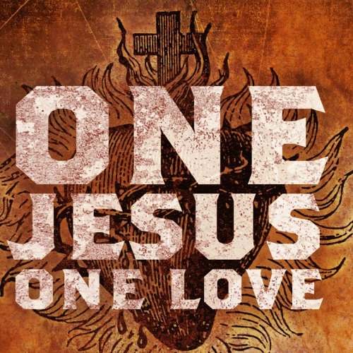 One Jesus, One Love christian wallpaper free download. Use on PC, Mac, Android, iPhone or any device you like.