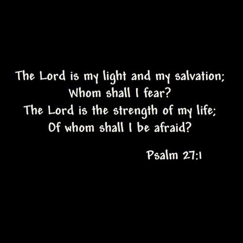 Psalm 27: 1 christian wallpaper free download. Use on PC, Mac, Android, iPhone or any device you like.