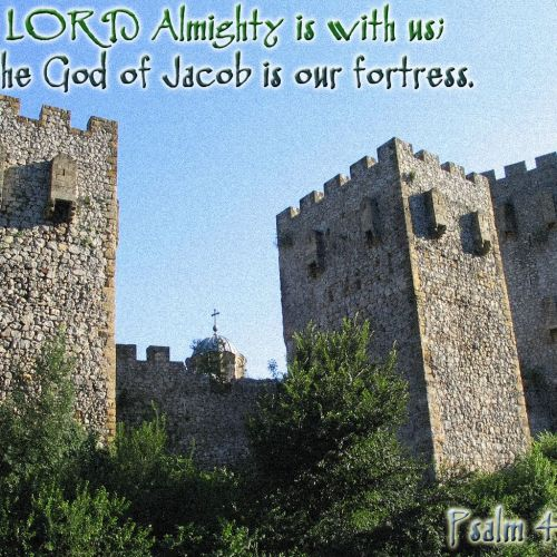 Psalm 46:11 christian wallpaper free download. Use on PC, Mac, Android, iPhone or any device you like.